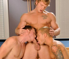 Pool Boys - James Huntsman, Connor Maguire e Brody Wilder