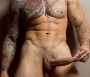 GP André Ferraz: marrento, tatuado e pauzudo