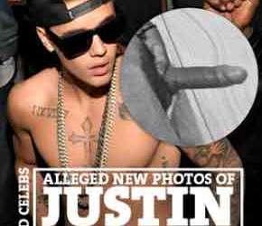 Supostas fotos de Justin Bieber de pau duro caem novamente na web