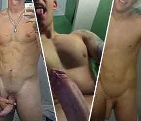 Seleção Argentina: Esses são pica! #NudeBoys