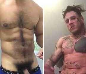 5 vídeos gays amadores curtos com homens nus