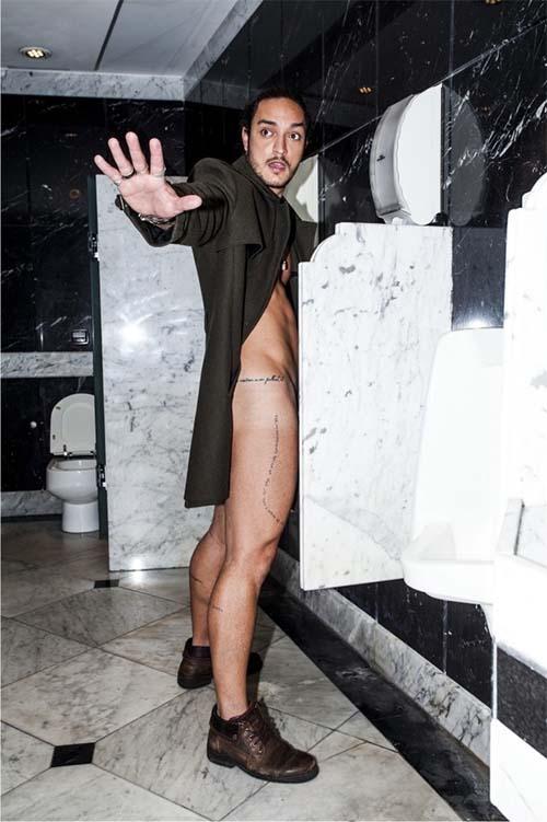 Allan Souza Lima pelado banheiro ensaio fotografico