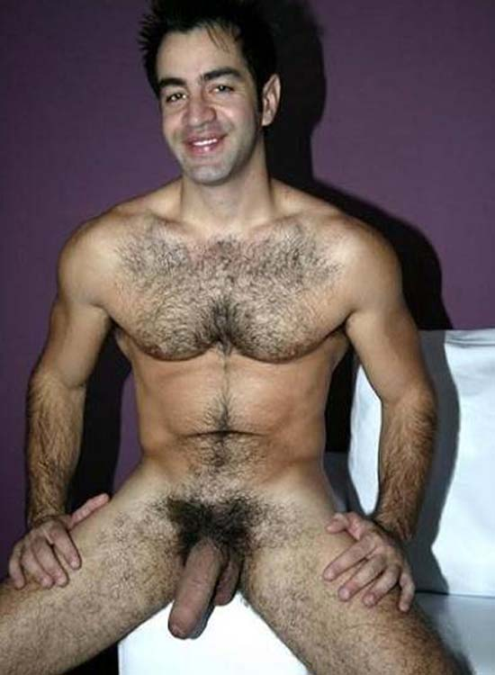 hairy dick man naked sexy gay amateur
