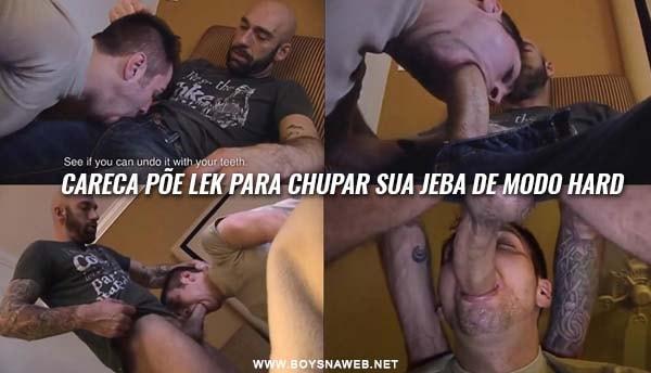 careca pauzudo boquete hard sexo gay oral