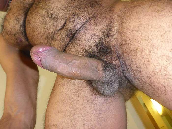 parrudão macho peludo rola grossa ao natural