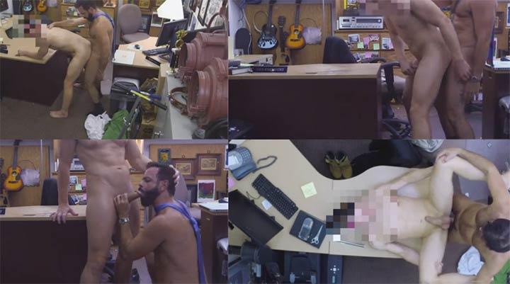 porno gay foda escritório