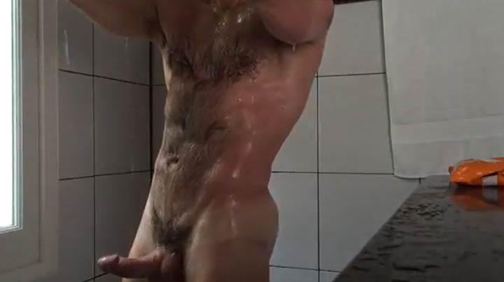 maduro sarado pelado rola dura