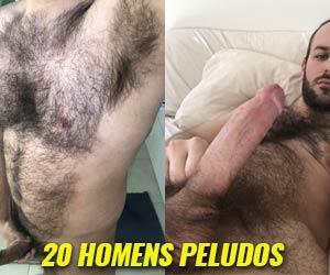 Boys peitos peludos pelados