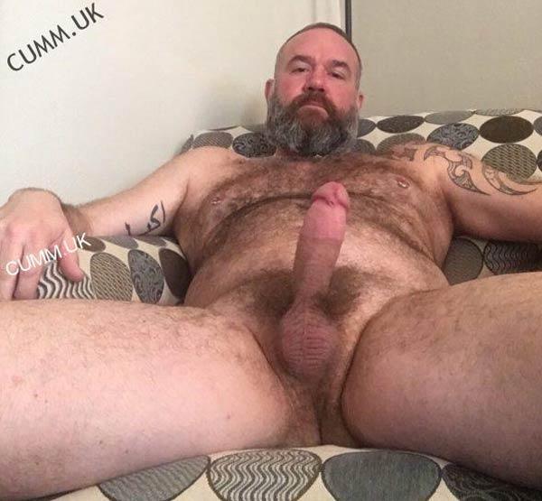 ursao daddy peito peludo pica grossa