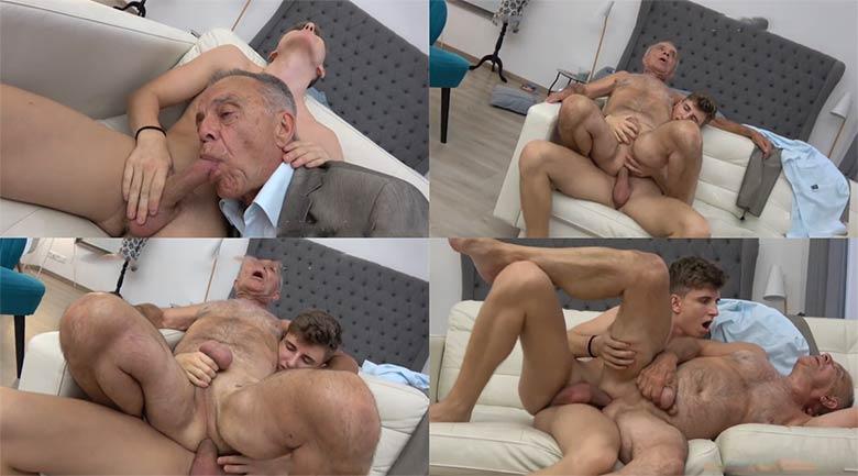 velhote dando a bunda pro garotao suggar daddy