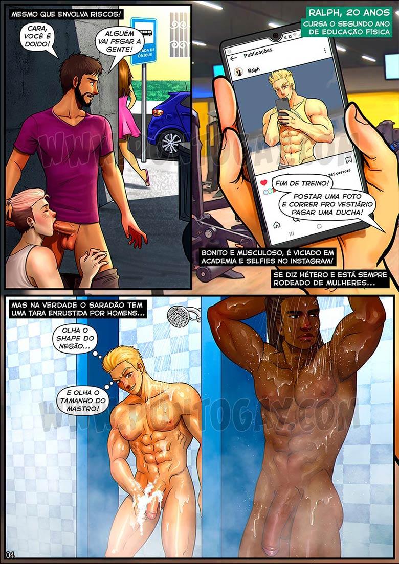 Novinhos Nota 10 Ponto Gay 4