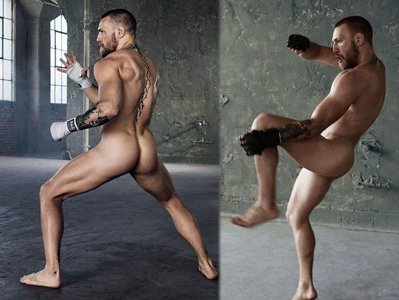 conor mcgregor naked bulge 5