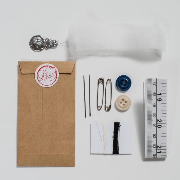 Repair kit contents