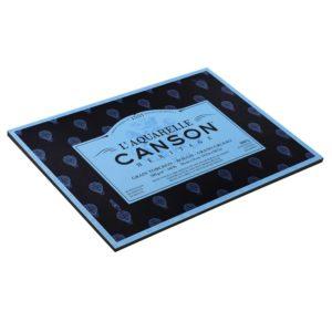 Canson Héritage Grain Torchon 300 grs. Format 31×41 cm. Bloc 20f