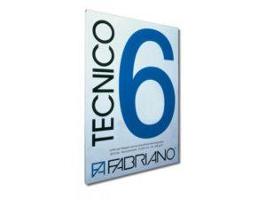 Fabriano Tecnico 6. Bloc 20 feuilles 220 grs
