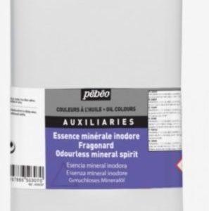 Pébéo Essence minérale inodore 1 Litre