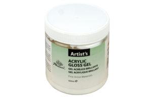 Gel Acrylique brillant Phoenix . Pot de 500 ml