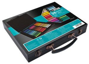 Coffret 36 pastels secs Campus de Raphael