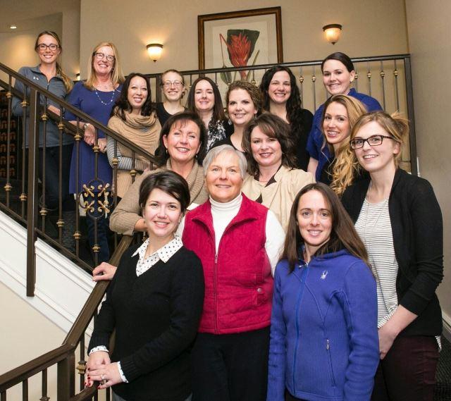 2017 Bozeman Business & Professional WomenBoard Members