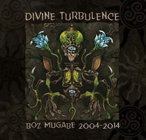 DIVINE TURBULENCE - FRONT COVER
