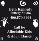 Beth Kennedy Pottery class series begin this month on 01-18-2017