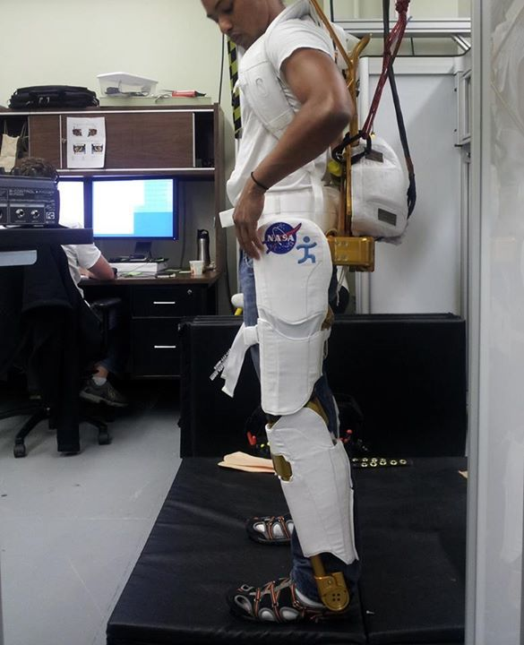 My Introduction NASA Exo suit