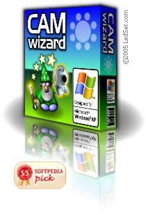 Cam Wizard 8.00 100% Funcional