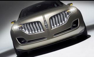 2008 Lincoln MKT Concept