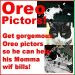 Get autographed photos of Oreo