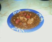 Lentejas al estilo de mi madre cocinadas por JmpaSrgc