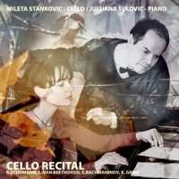 Mileta Stankovic - Cello Recital - promotional single (2008. parallel reality)