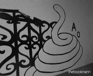 A vinyl serpent thebookmann 2007
