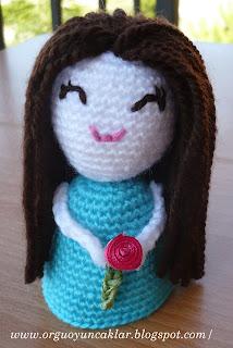 Pin de Diy Amigurumi Toys em Crochet Amigurumi Doll   Bonecas de ...   320x214