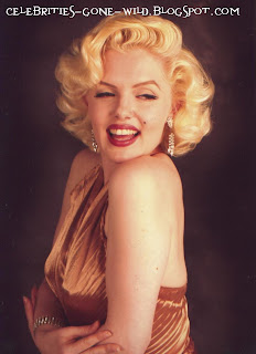 Seriously McmIllan she so ghetto marilyn monroe look a like