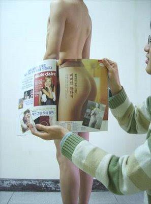 Cool Magazine Illusions