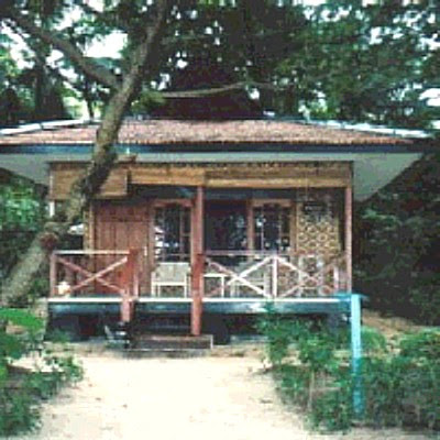 Cottage Type Penyu Pulau Sepa