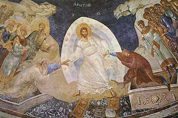 Christ is risen! Truly risen!