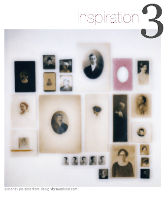 Inspiration Issue Number 3 Design for mankind
