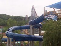 Voyage - Holiday World - Roller Coaster
