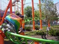 Mr Six Pandemonium Six Flags New England