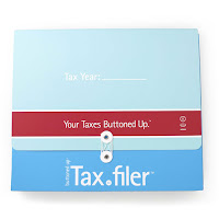 Buttoned Up Tax Filer