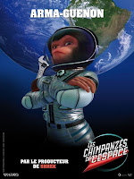 Space Chimps Character Poster