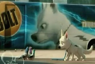 Bolt is not the superhero he thought he was...