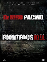 Righteous Kill is starring Robert De Niro and Al Pacino.