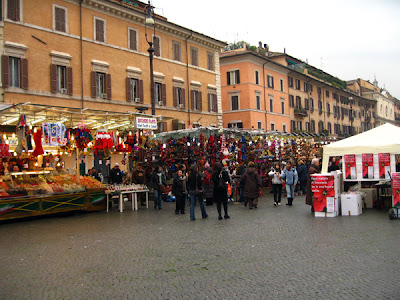 Piazza Navona Christmas Fair