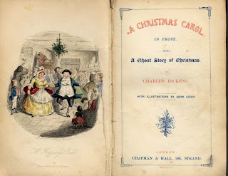 A Christmas Carol - Frontpiece