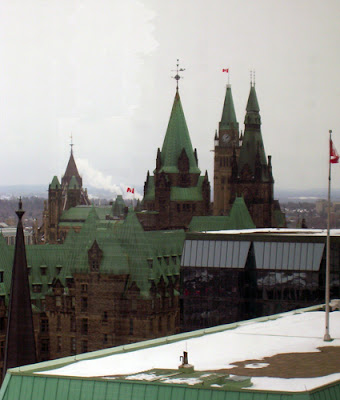 Parliament Buildings and the Peace Tower
