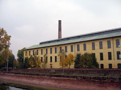 Auditorium Paganini Exterior
