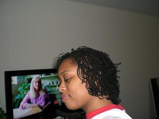 First curls 3