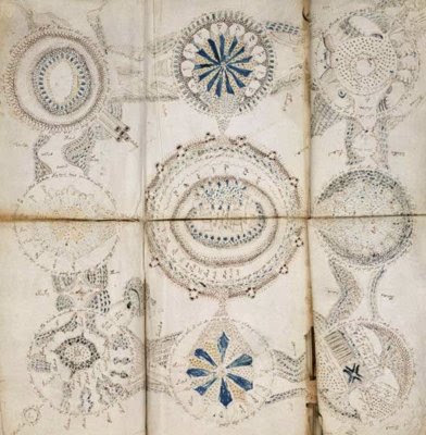 voynich manuscript 9 Most Amazing Overlooked Mysteries in History